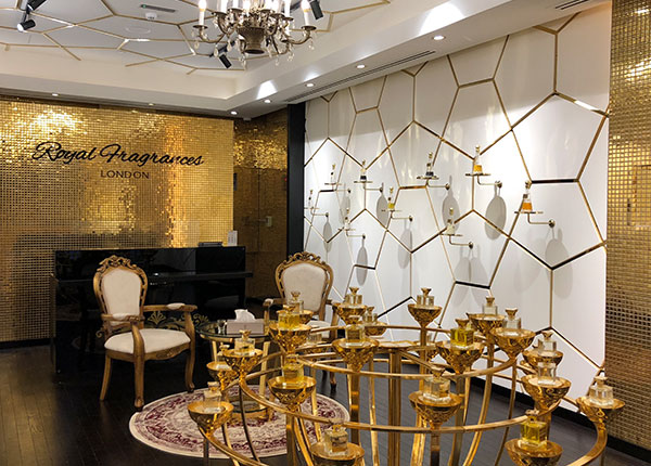 ROYAL FRAGRANCES LONDON