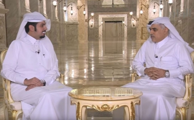 Mr.Mohammed Al Emadi in interview from Al Hazm al Rayyan TV channel